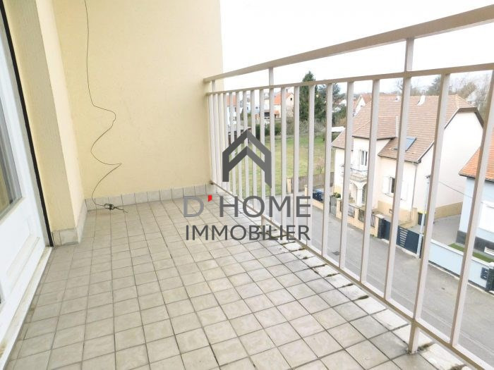 Vendita appartamento Lingolsheim 214000€ - Fotografia 7