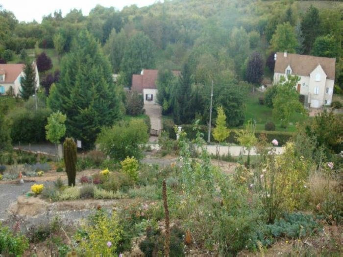 Vente terrain Vetheuil 160 000€ - Photo 1