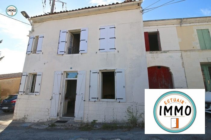 Vente maison / villa Saint-fort-sur-gironde 61 600€ - Photo 1