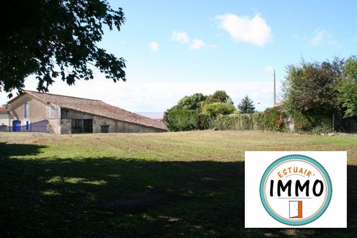 Vente terrain Mortagne-sur-gironde 44000€ - Photo 2
