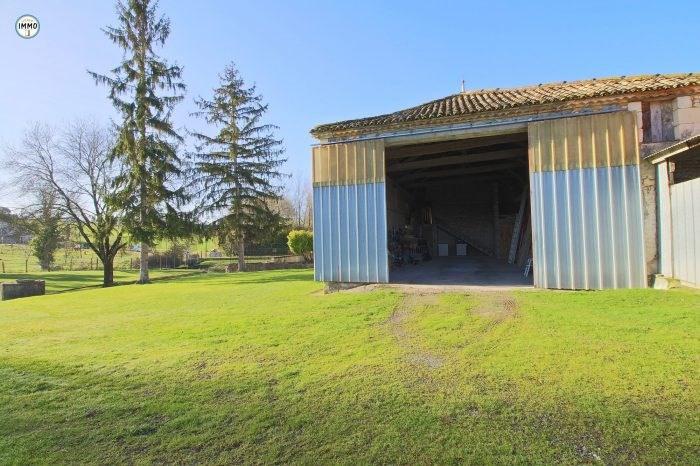 Vente maison / villa Semoussac 277160€ - Photo 8
