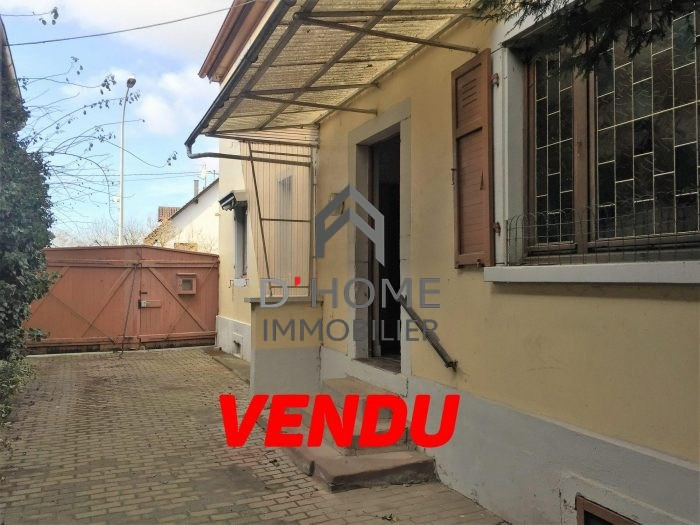 Revenda casa Brumath 318000€ - Fotografia 1
