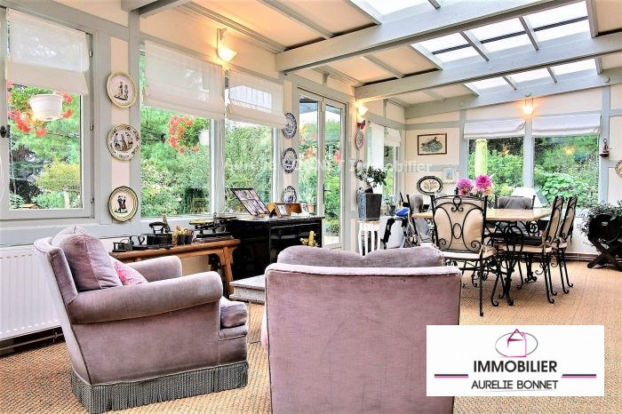 Deluxe sale house / villa Canapville 588000€ - Picture 2