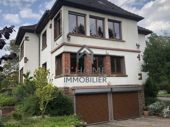 Produit d'investissement maison / villa Bouxwiller 375500€ - Photo 2