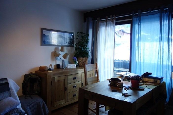 Vente appartement Les houches 213000€ - Photo 3