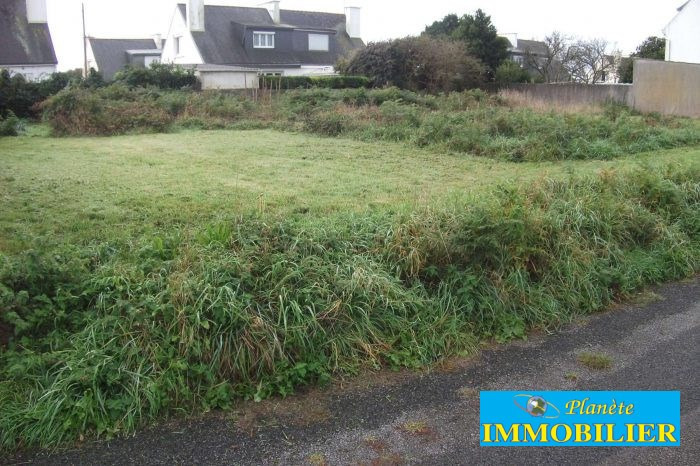 Vente terrain Plouhinec 26 750€ - Photo 1