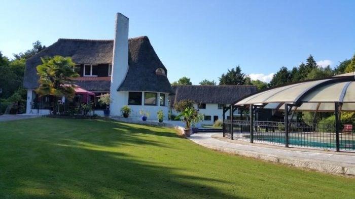 Deluxe sale house / villa Blaru 780000€ - Picture 1