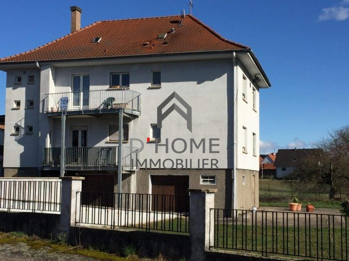 Investment property apartment Haguenau 168540€ - Picture 6