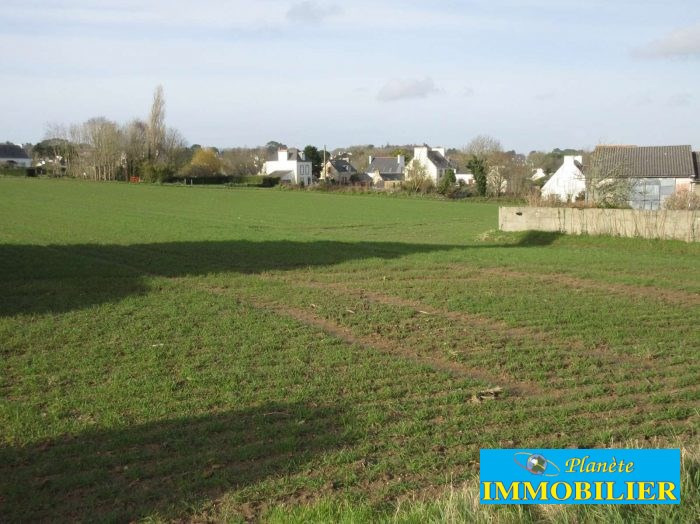 Vente terrain Audierne 69 550€ - Photo 1