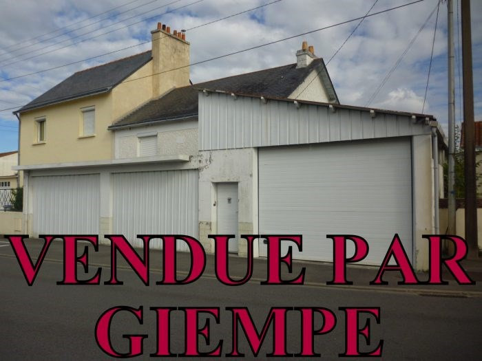 Vente maison / villa Nantes 341550€ - Photo 1