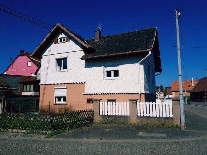 Verkoop  huis Soufflenheim 192600€ - Foto 1