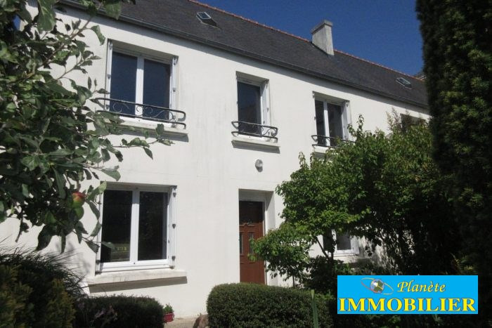 Vente maison / villa Plozévet 177 140€ - Photo 1