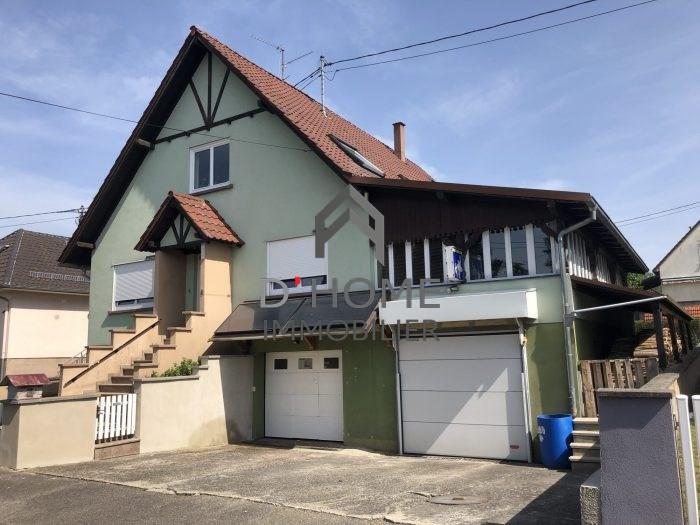 Vendita casa Gumbrechtshoffen 328600€ - Fotografia 1