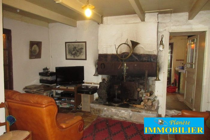 Sale house / villa Pont-croix 53 500€ - Picture 1