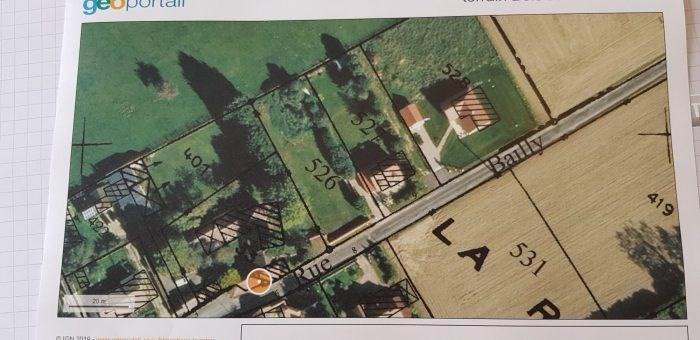 Vente terrain Bois-jérôme-saint-ouen 99000€ - Photo 1