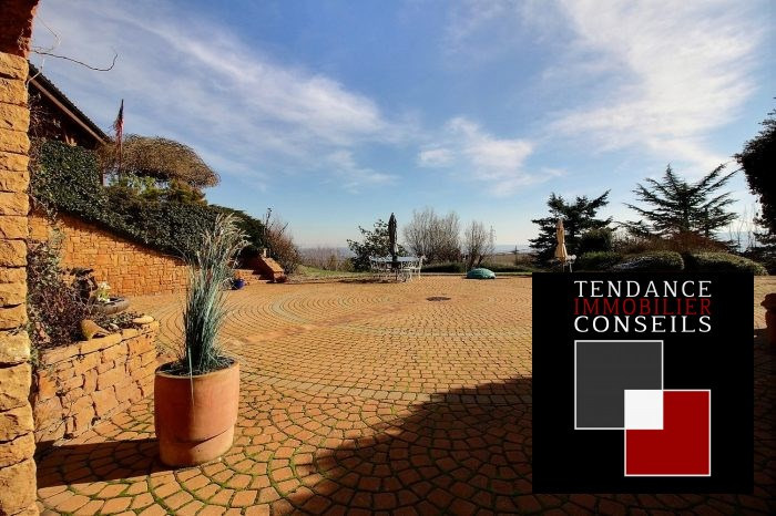 Deluxe sale house / villa Anse 725000€ - Picture 2
