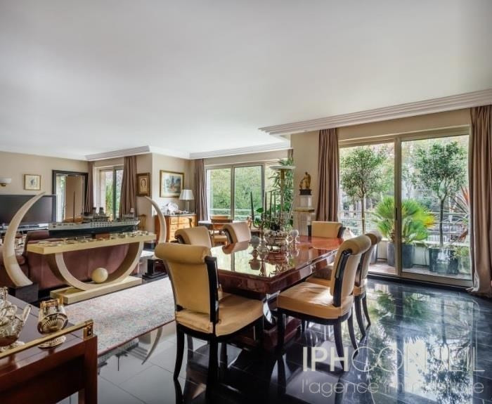 Vente de prestige appartement Neuilly sur seine 2270000€ - Photo 1