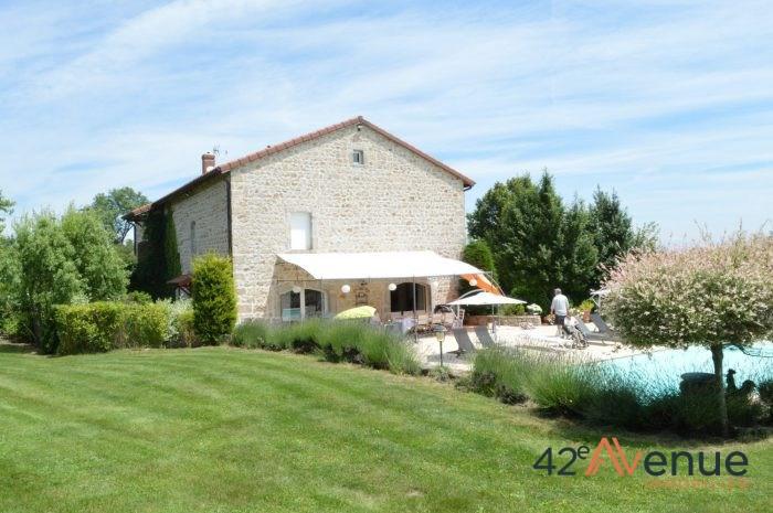 Revenda residencial de prestígio casa Rozier-côtes-d'aurec 514000€ - Fotografia 4