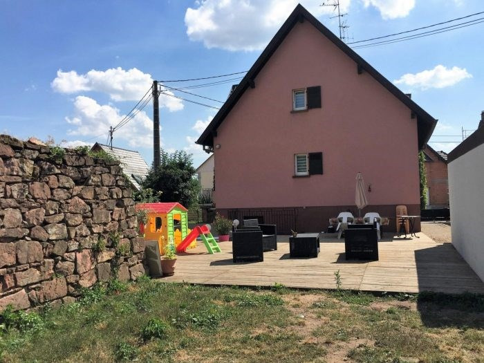 Revenda casa Brumath 375000€ - Fotografia 14