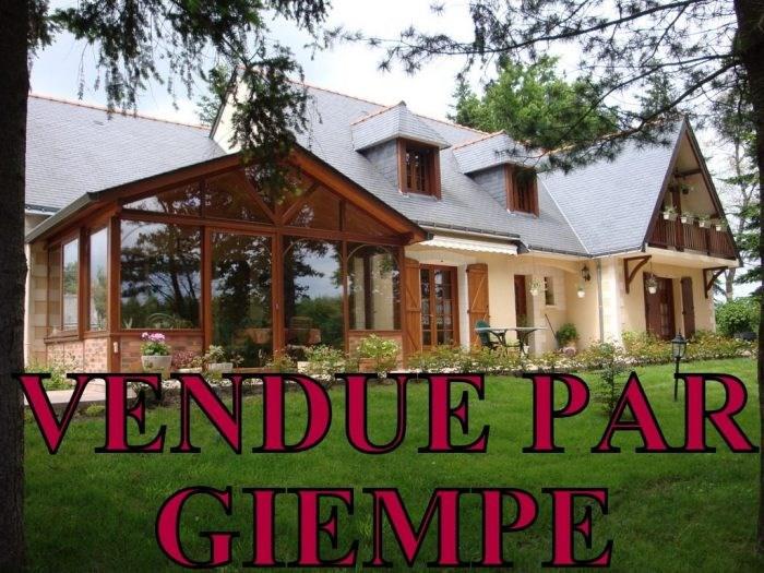 Vente maison / villa Échemiré 248400€ - Photo 1