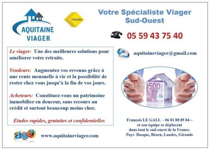 Vitalicio  apartamento Saint-pée-sur-nivelle 52000€ - Fotografía 17