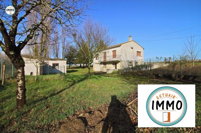 Sale house / villa Lorignac 108400€ - Picture 1