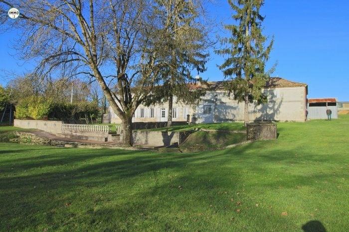 Vente maison / villa Semoussac 277160€ - Photo 14