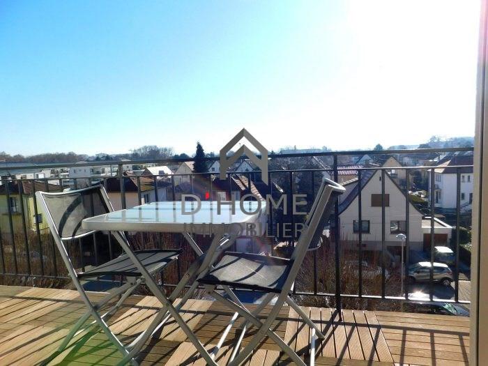 Vendita appartamento Strasbourg 166900€ - Fotografia 1