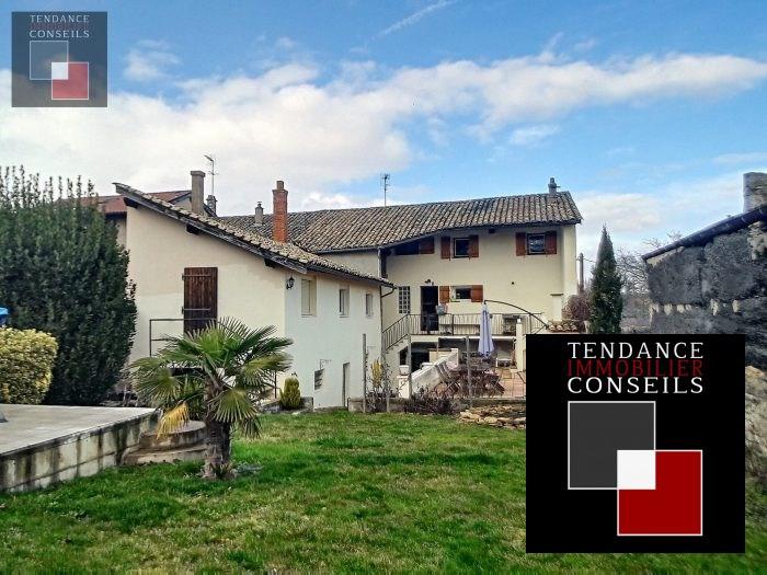 Vente maison / villa Saint-lager 235000€ - Photo 2