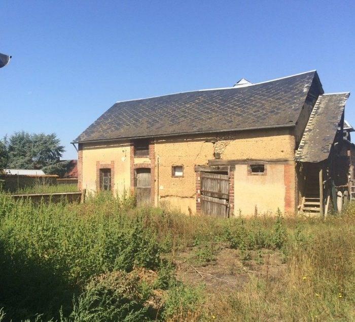 Sale house / villa Saint-germain-de-fresney 118000€ - Picture 1
