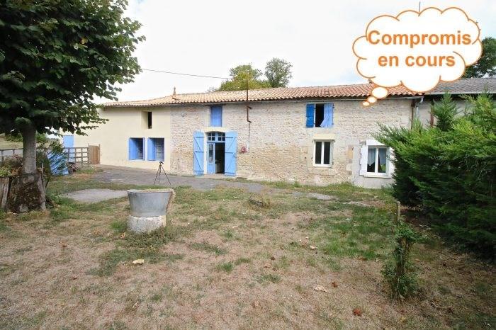Sale house / villa Saint-fort-sur-gironde 72800€ - Picture 1