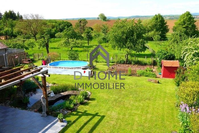 Revenda residencial de prestígio casa Hochfelden 577000€ - Fotografia 4