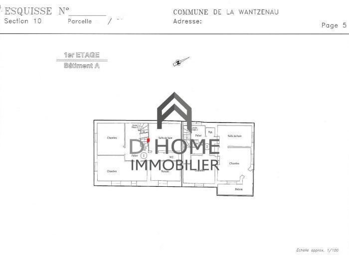 Verkoop  appartement La wantzenau 380100€ - Foto 3