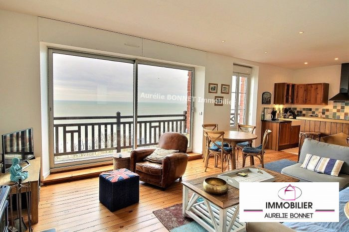 Vente de prestige appartement Trouville sur mer 590 000€ - Photo 2