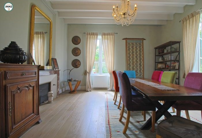 Vente de prestige maison / villa Mortagne sur gironde 598900€ - Photo 1