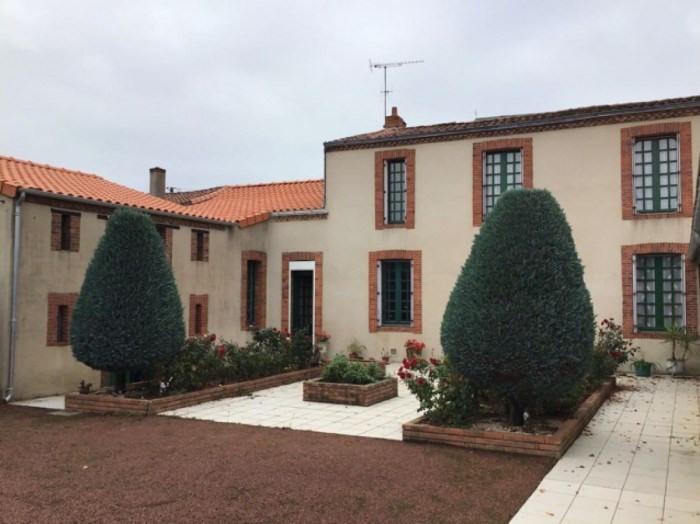Sale house / villa La chaussaire 187900€ - Picture 1