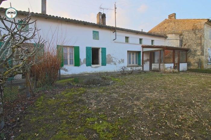 Vente maison / villa Champagnolles 107800€ - Photo 2