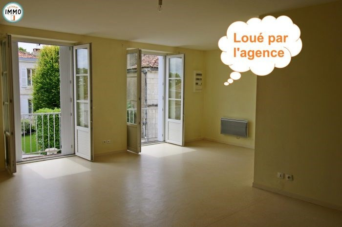 Rental apartment Mortagne-sur-gironde 459€ CC - Picture 1