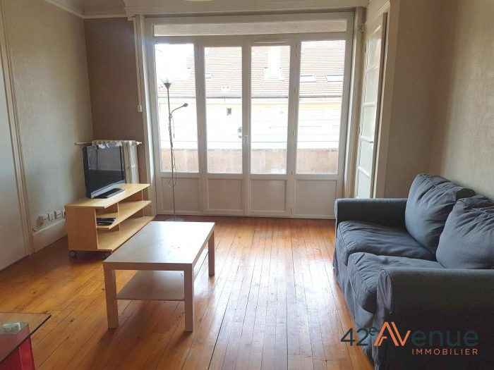 Location appartement Saint-étienne 697€ CC - Photo 1