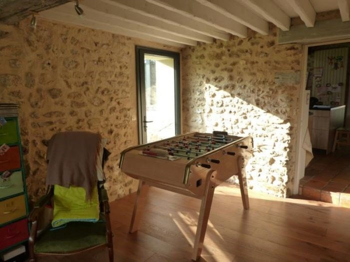 Deluxe sale house / villa Champenard 385000€ - Picture 7