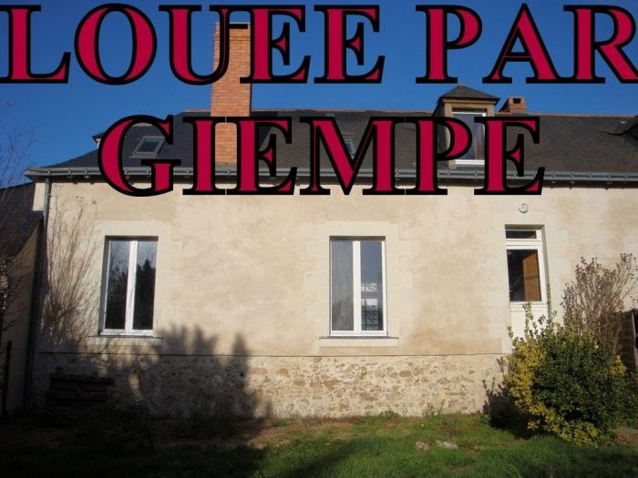 Location maison / villa Chaumont-d'anjou 500€ CC - Photo 1