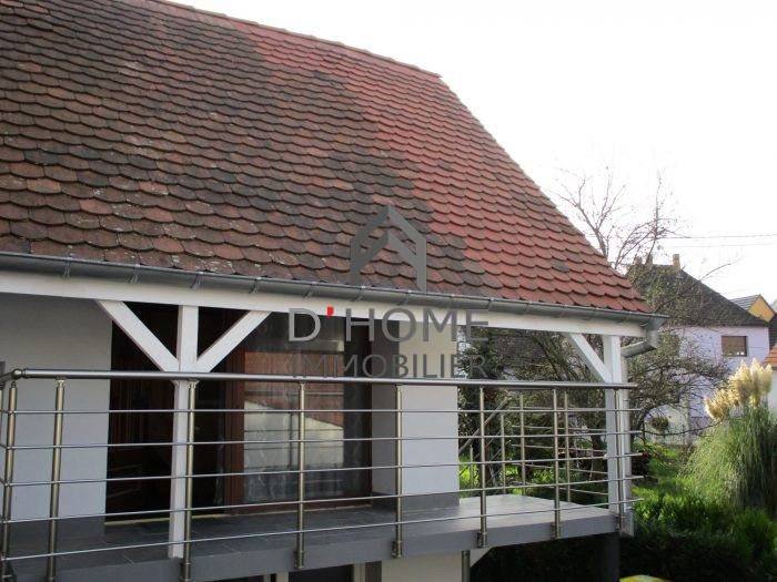 Location maison / villa Soufflenheim 760€ CC - Photo 1
