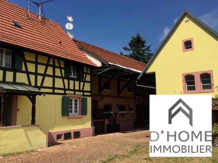 Verkauf haus Roeschwoog 392700€ - Fotografie 1