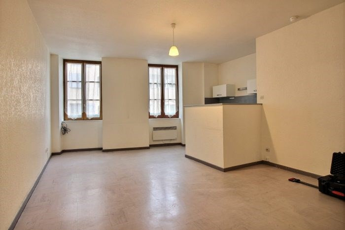 Rental apartment Villefranche-sur-saône 380€ CC - Picture 1