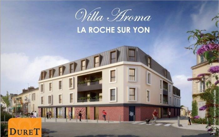 Rental apartment La roche-sur-yon 695€ CC - Picture 1