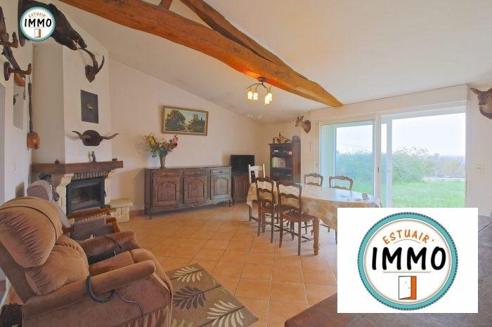 Sale house / villa Saint-fort-sur-gironde 160080€ - Picture 2