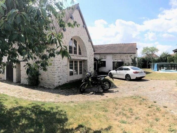 Sale house / villa Villegats 350000€ - Picture 9