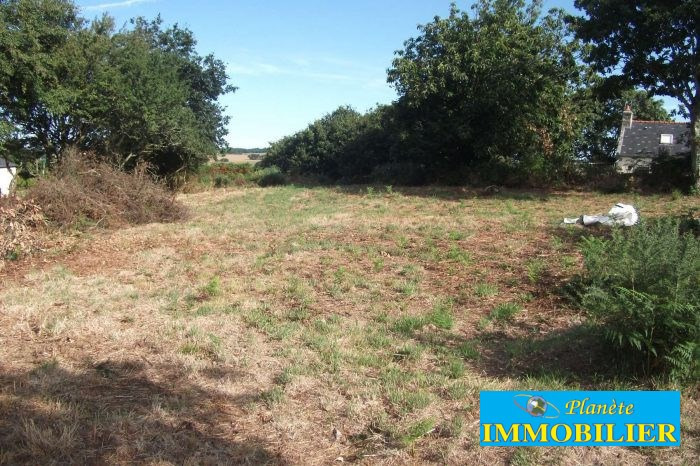 Vente terrain Confort-meilars 26 750€ - Photo 1