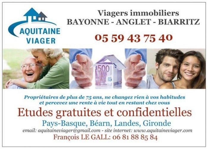 Vitalicio  apartamento Saint-pée-sur-nivelle 52000€ - Fotografía 15