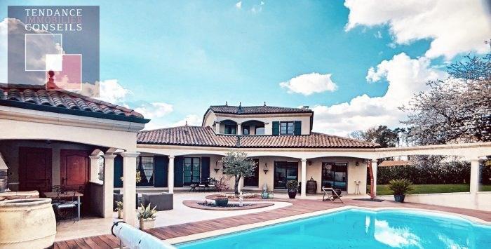 Vente maison / villa Laizé 495000€ - Photo 1